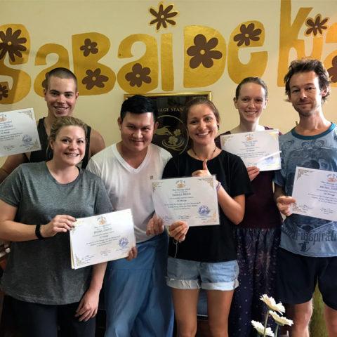 Massage Instructor - Chiang Mai Thailand