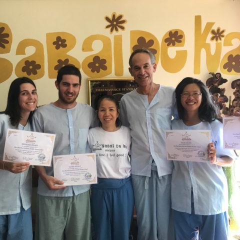 Kobkaew - Sabai De Ka Massage Instructor
