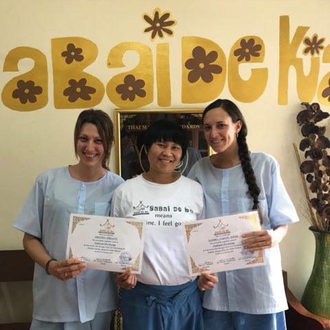 Na - Massage Instructor - Sabai De Ka School