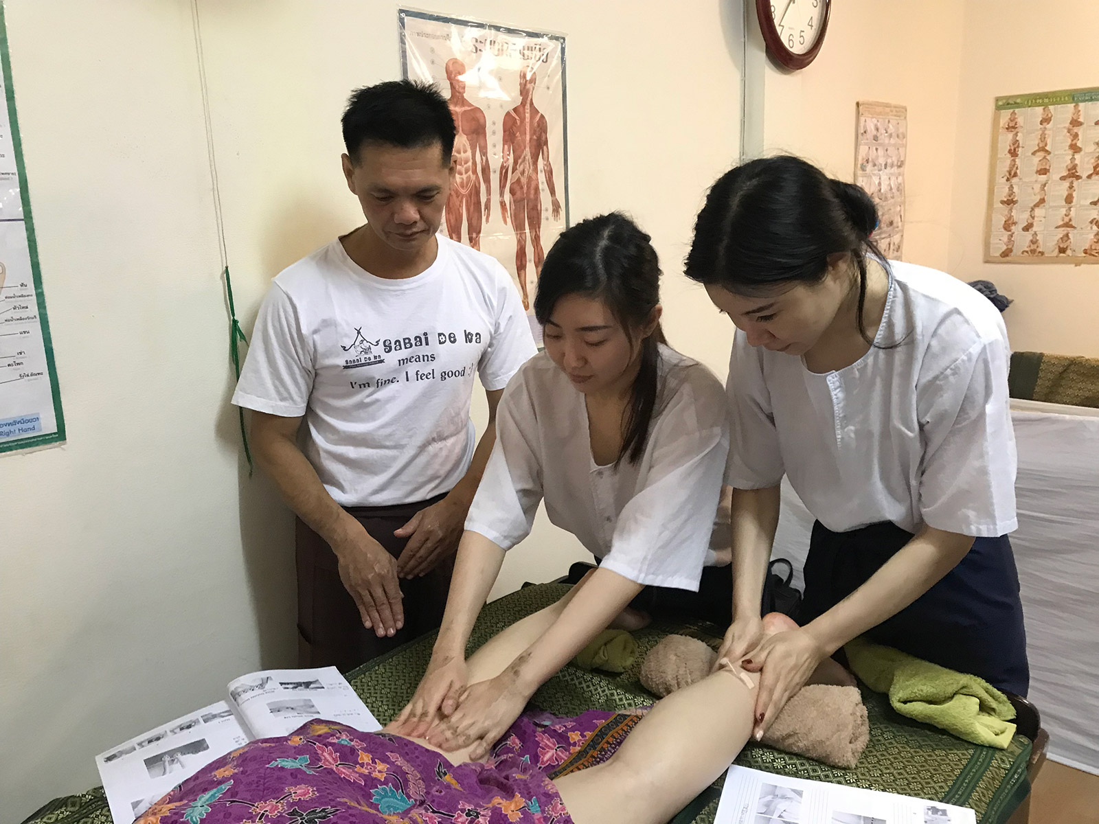 1-Day Oil Massage Course