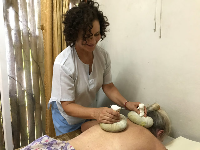 Herbal Ball Massage Course Thailand
