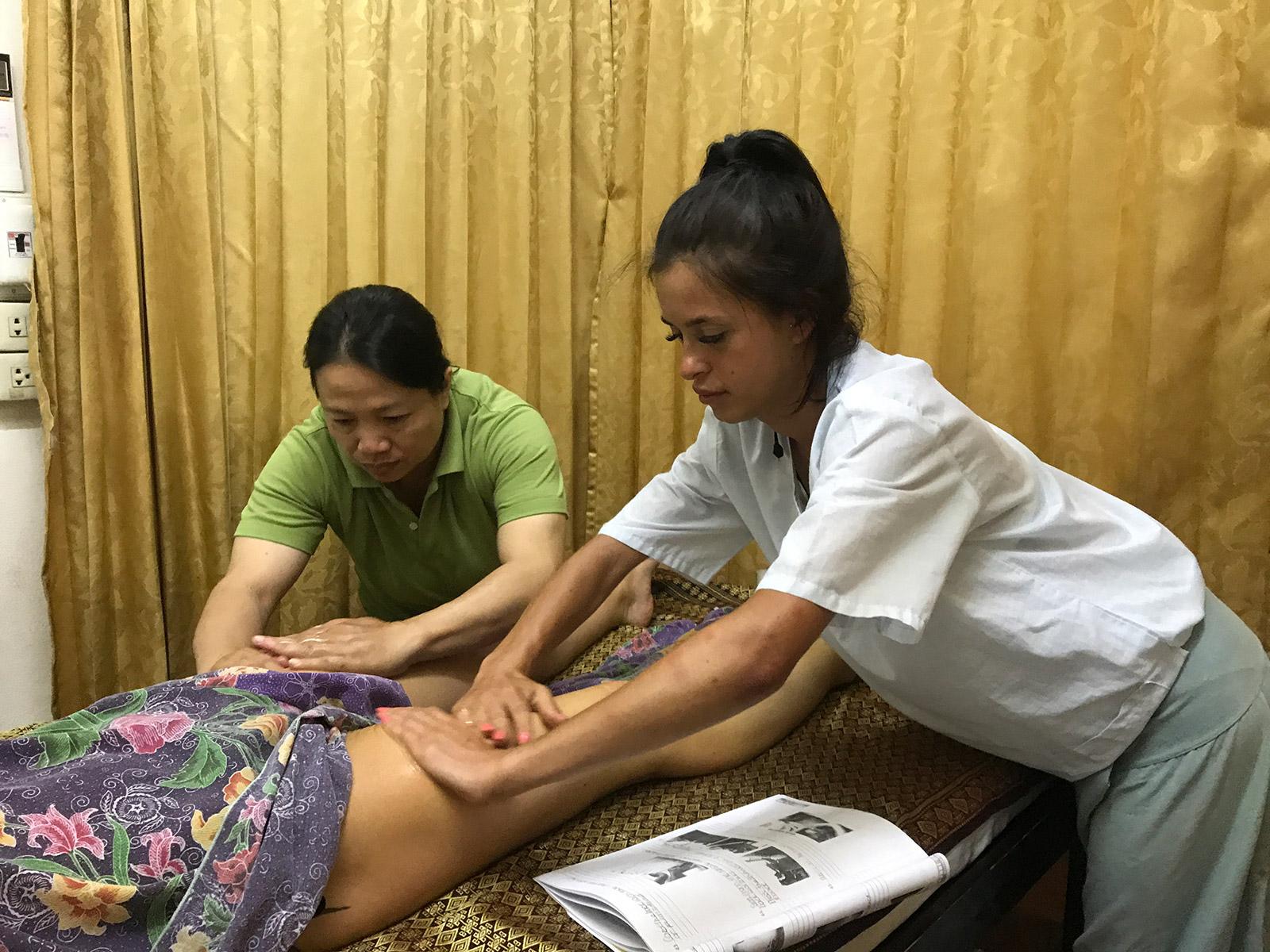 Benefit of Oil Massage