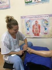 Foot Massage Course Thailand