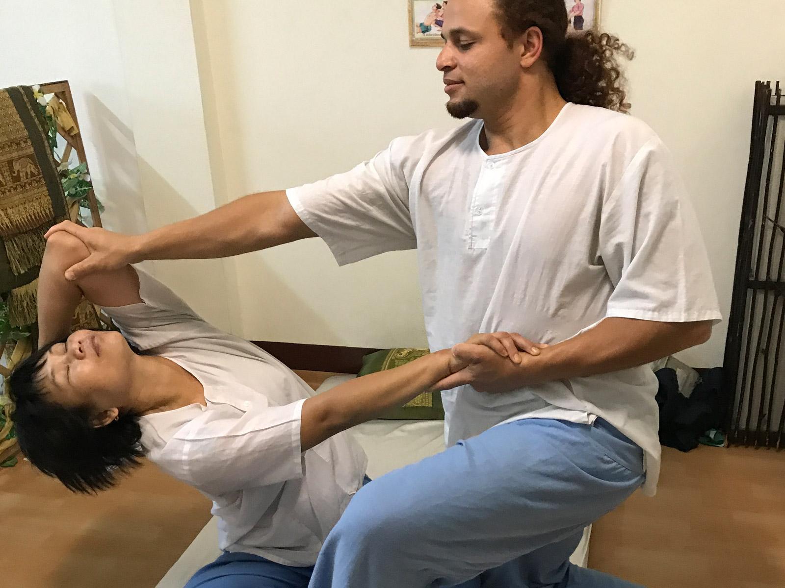 Thai Massage Course 1 Week