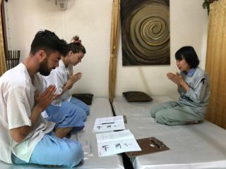 2 Day Thai Massage Course Thailand
