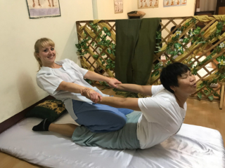 Learn Massage in Chiang Mai, Thailand