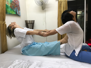 Traditional Thai massage Course (2 Days)