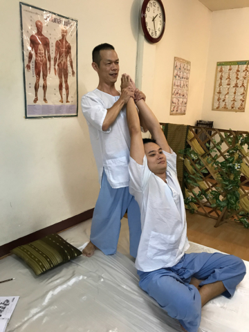Thai Massage 15-hour Course - Sabai De Ka Massage School