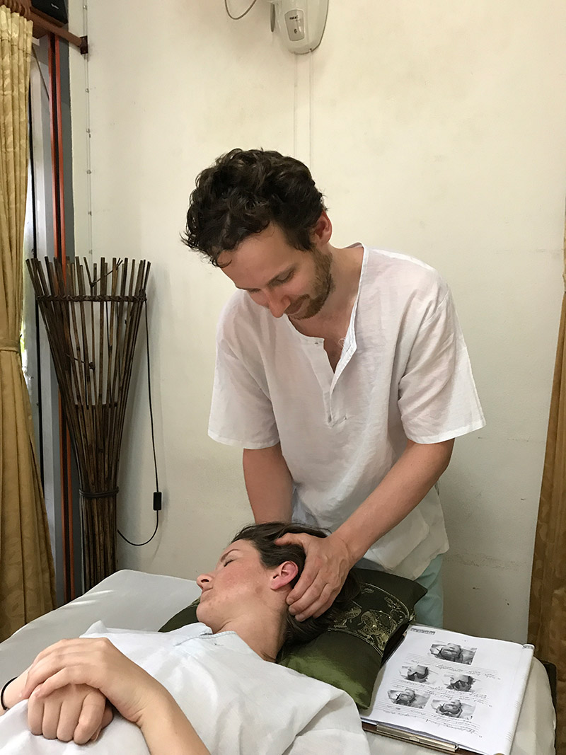 Thai Massage School - Chiang Mai, Thailand