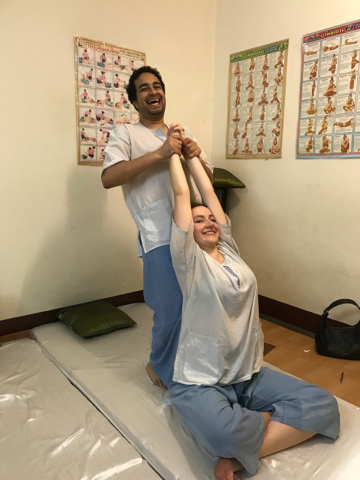 3-Day Thai Massage Course - Sabai De Ka Massage School