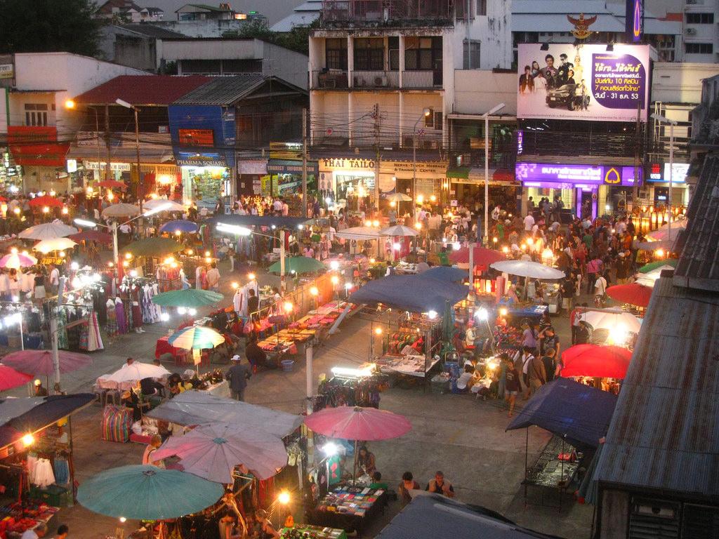 Sunday Market Chiang Mai (Walking Street Market)