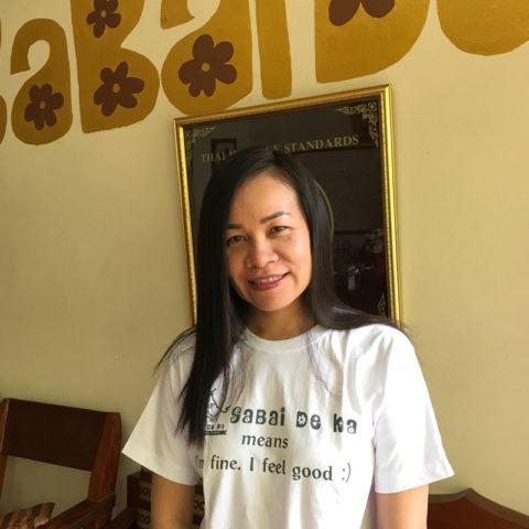 Prim - Sabai De Ka Massage School Chiang Mai Thailand